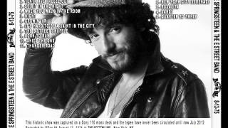 09. Born To Run (Bruce Springsteen - Live In New York 8-13-1975)