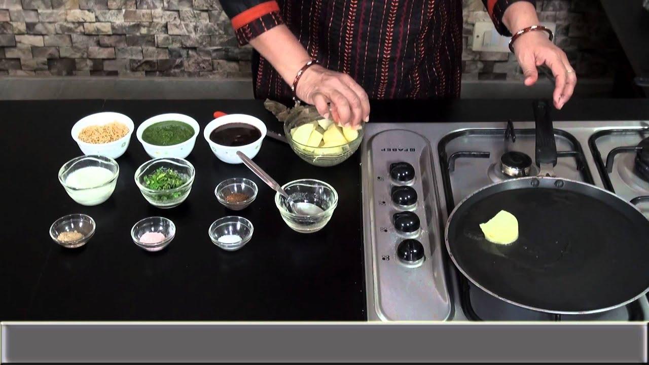 Aloo chaat recipes dilli ki fried aloo chaat recipe potato chaat youtube premium forumfinder Images