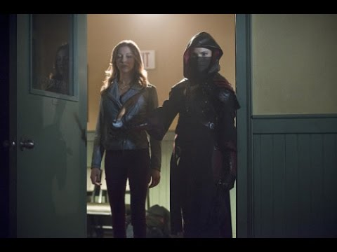 Nyssa & Laurel | Do It Like a Dude ( fights scenes) Arrow