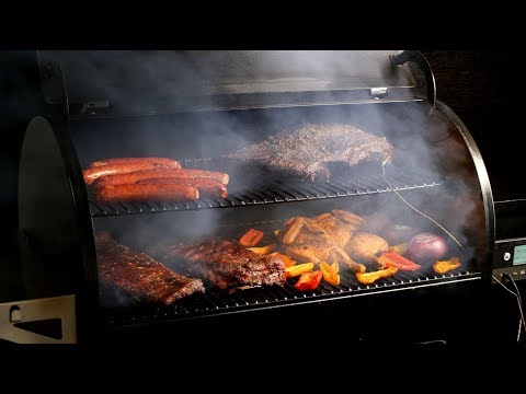 Traeger Ironwood Wood Fired Pellet Grill Overview | BBQGuys.com