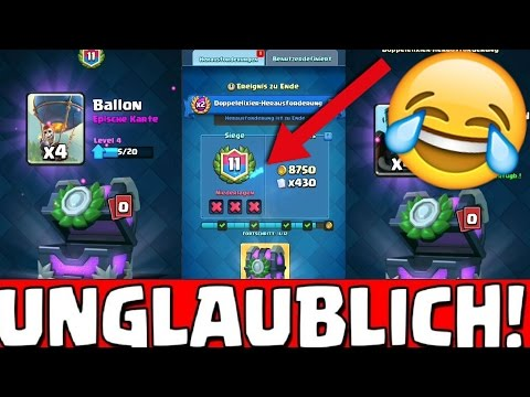 OMG! 3 mal  vor den 12 Siegen ! Chest opening! Legendary Card?! Big free 2 Play Chest Opening !!!!