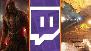 Top Dev Leaves BioWare + YouTube Bans for Twitch Promos + OF COURSE There are Thai Cave Movies