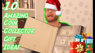Coin Collector & Silver Stacker Holiday Gift Buying Guide [2019]