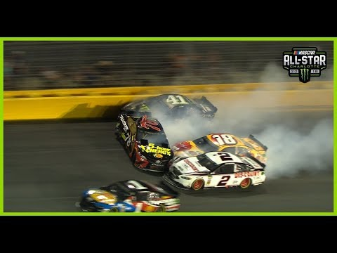 Relive the All-Star Race in 162 seconds