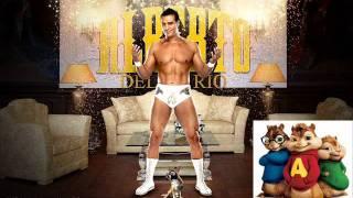 WWE Alberto Del Rio Theme - Realeza (Chipmunks)