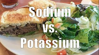 Sodium vs. Potassium (700 Calorie Meals) DiTuro Productions