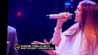 Olvida y pega la vuelta-Jennifer López y Mark antony