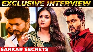 Who is Thalapathy Vijay? | SARKAR Inside Stories | Keerthy Suresh Reveals | RS 50