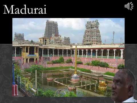 Madurai temple (Tamil)
