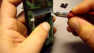 Sigma Mobile IP67 частичная разборка. Partial disassembly.