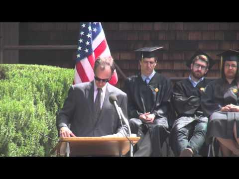 2014 Commencement: David Carr