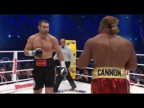 Vitali Klitschko vs Shannon Briggs 16 10 2010