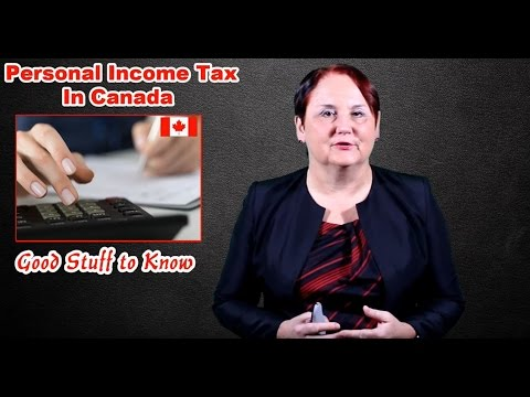 Personal Income Tax in Canada – Online Course