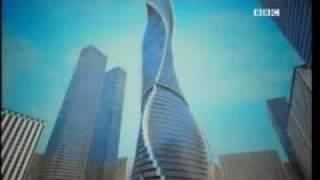 برج دبي المتحرك