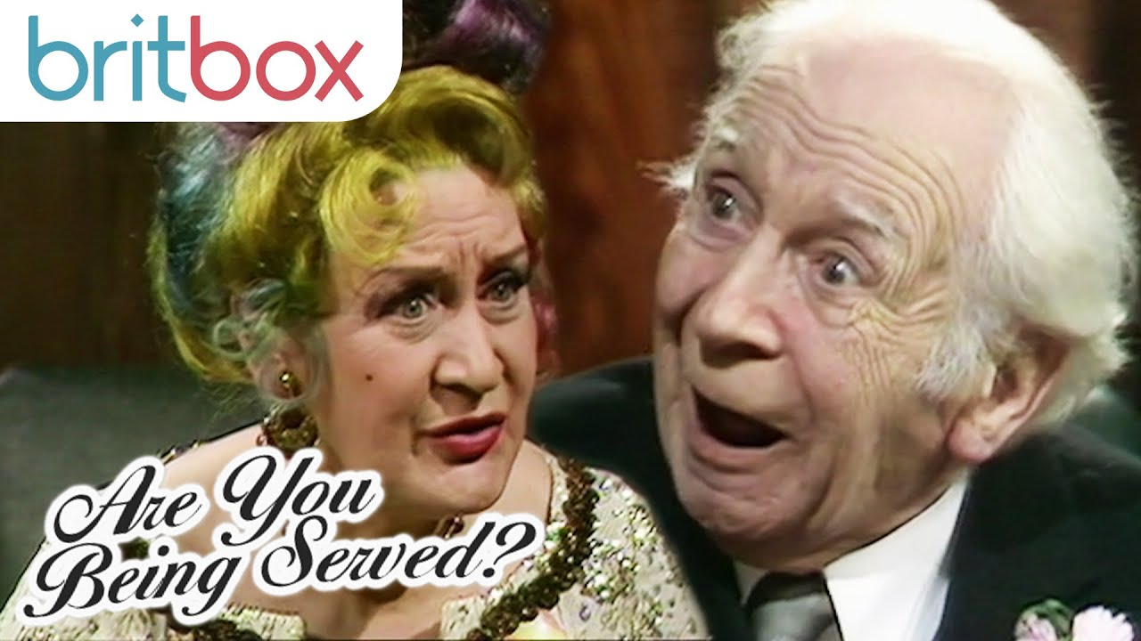 Are You Free And More Of Mr Humphries Best Bits Are You Being Served Youtube