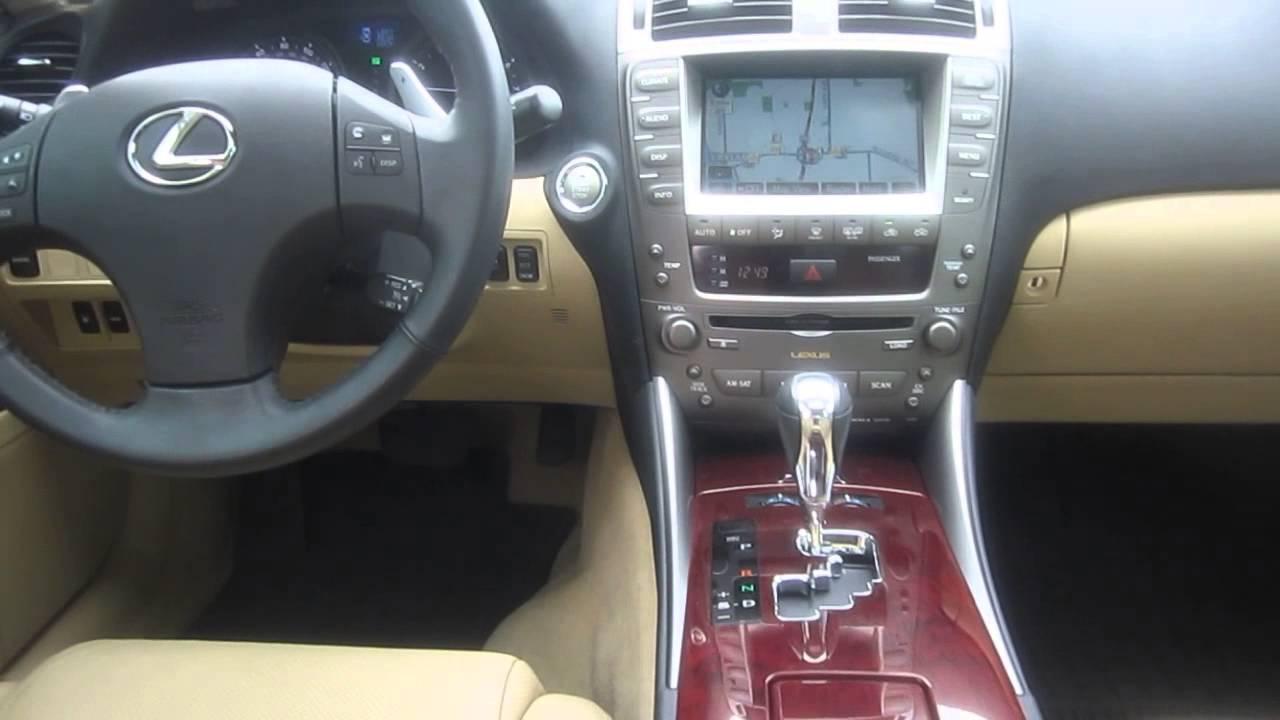 2007 lexus is 250 interior. 2007 lexus is 250 interior x