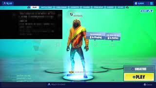 Fortnite Live Stream arena solo scrims #duo #Solo #BH #Realeasethehounds #pro player