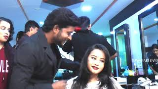 Hair cutting style | Hair cut | Raw Makeover Kothagudem