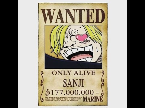 Sanji Wanted Only Alive One Piece Predictions Youtube