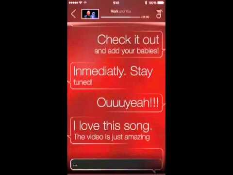 ouuuyeah! – Listen to the same music with friends in real time!