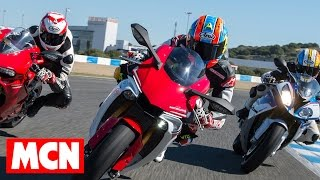2015 yamaha r1 better than bmw s1000rr and rivals   group test   motorcyclenews com