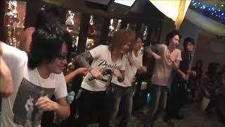 韓国の歌でホストがダンス!Korean song dance at Japan host club