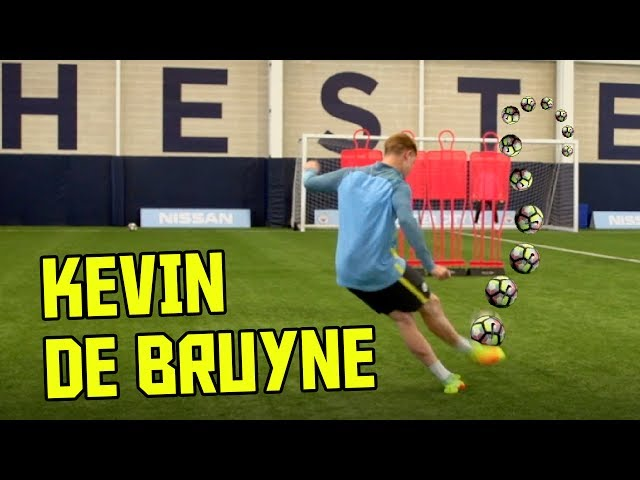 UNSTOPPABLE FREEKICKS | F2 & KEVIN DE BRUYNE