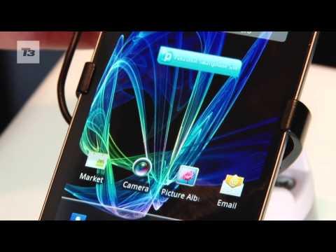 Panasonic Eluga Review: First Look at MWC