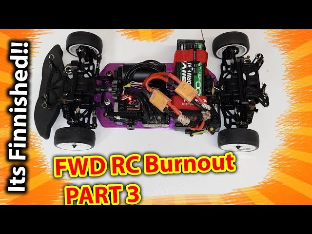 rc car build