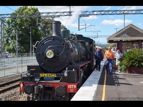 Troop Train  at Nambour