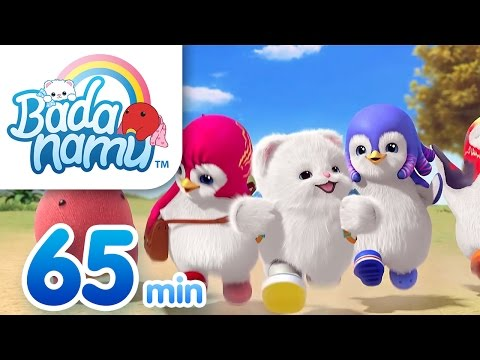 Badanamu Super Hits Vol 2 - 65min L Nursery Rhymes & Kids Songs