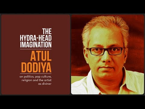 From Gandhi To 2002 Gujarat Riots, Atul Dodiya On His Politics, Influences And Art