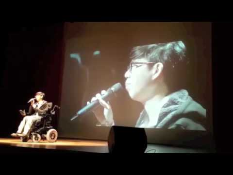 [Live] 忘记拥抱 Wang Ji Yong Bao Forget Love (A-Lin) - 水立方杯歌唱比赛 Water Cube Cup Singing Competition