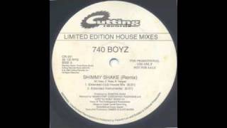 "740 Boyz ""Shimmy Shake"" (Extended Club House Mix)"