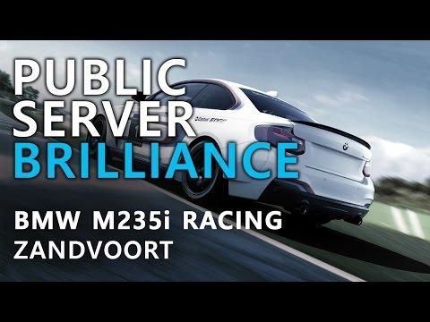 BMW M235i Racing @ Zandvoort | Public Server Brilliance