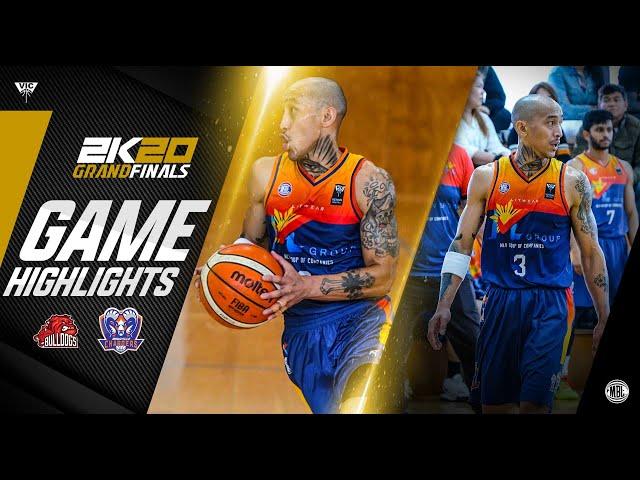 Eric Miraflores - MBL 2K20 Grand Finals Highlights