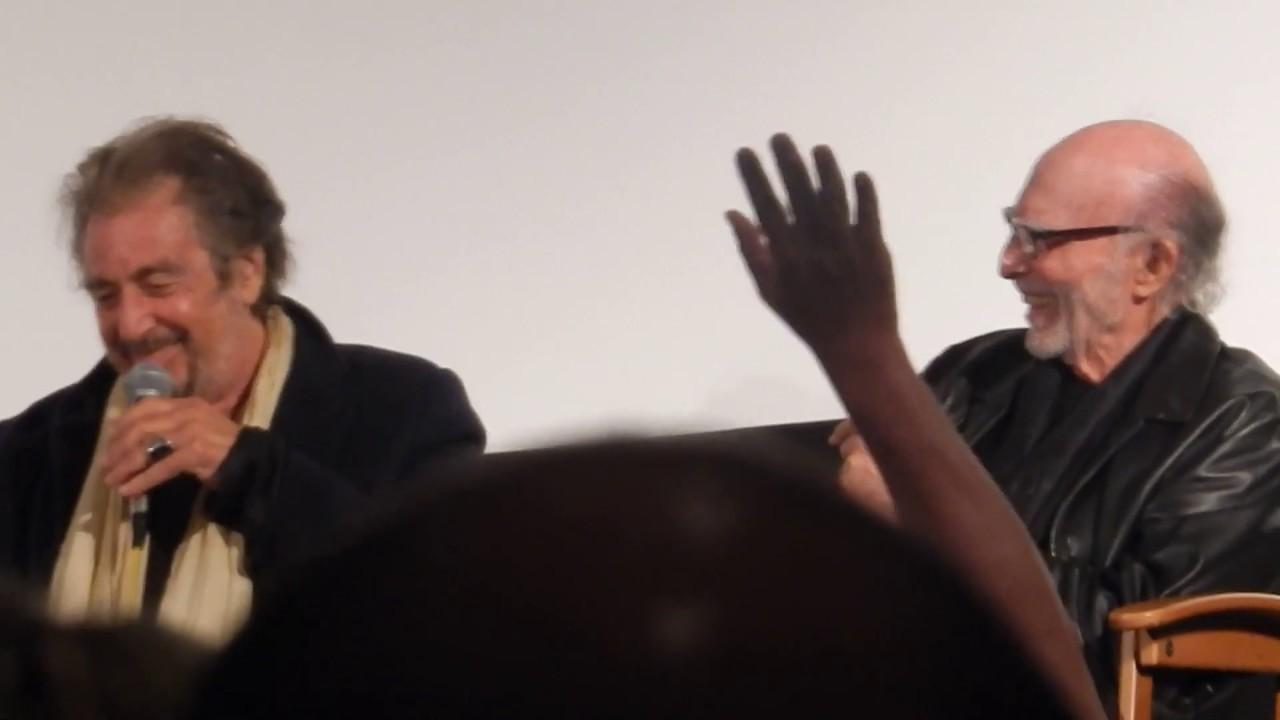 Al Pacino and Harold Becker Interview 2019 - YouTube
