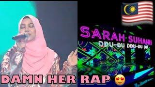 Sarah Suhairi Sarah Suhairi ❤️- Blackpink 블랙픽스 'DDU DU DDU DU' LAZADA 11.11