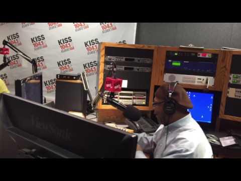 Joe Douglas & George Willis, KISS 104 Radio Atlanta, Mitch Faulkner