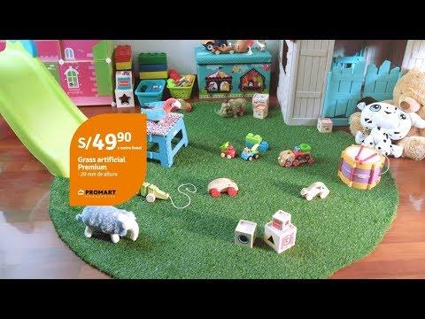 Tu familia es perfecta, que tu casa también lo sea - Grass artificial Premium