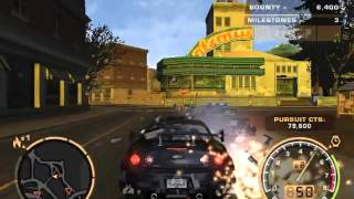 NFSMW Looking for Trouble Early in the Game