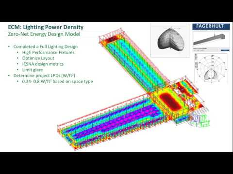 ASHRAE Zero-Net Energy Competition - Team IES