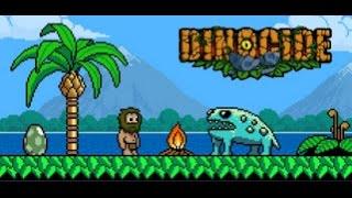 Играем в Dinocide - великолепный наследник Hudson's Adventure Island 3 с Денди