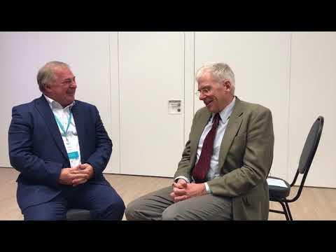 Francis P. Crawley. Director of GCP Alliance - Europe. Interview. Kiev. Ukraine