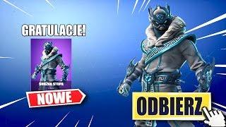 RESPONSE to the NEW SKIN XD Shop Fortnite 04.01.19 (Szronowy Shuriken) Fortnite Battle Royale