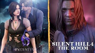 Resident Evil 6 + Silent Hill 4: The Room - En Español