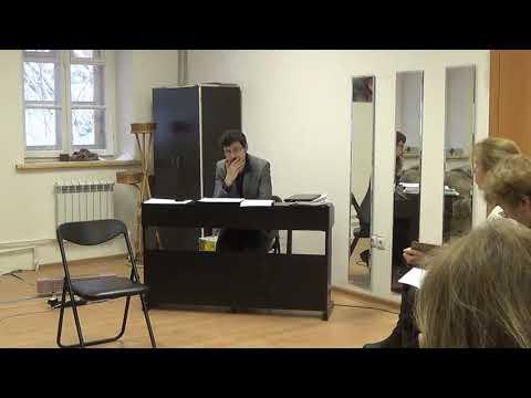 Как развивать ладовое чуство в хоре? Промо видеокурса по хоровому сольфеджио