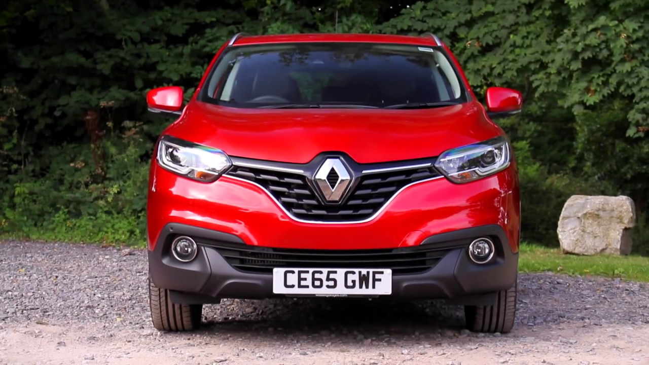 renault kadjar review youtube. Black Bedroom Furniture Sets. Home Design Ideas