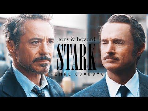 Tony & Howard Stark    Final Goodbye