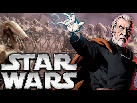 Dooku Is Impeached: Star Wars Rethink